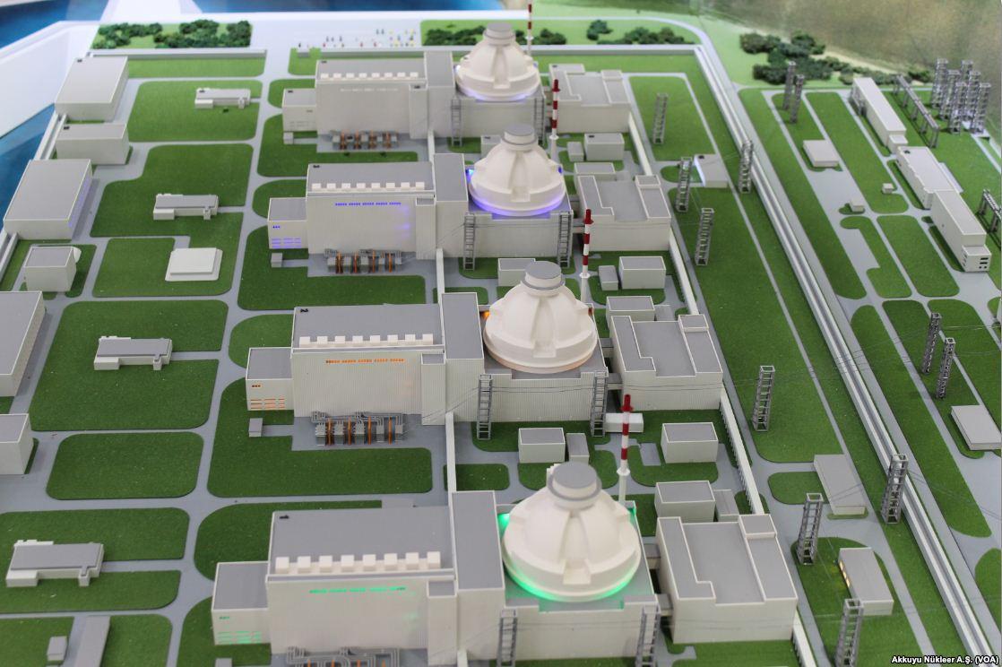 Model_of_the_Akkuyu_Nuclear_Power_Plant